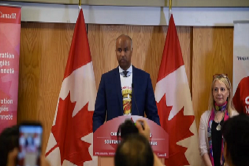 Ahmed Hussen MP